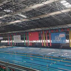 吕梁体育中心游泳馆