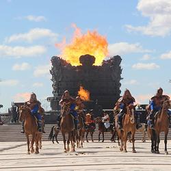 蒙古源流旅游区