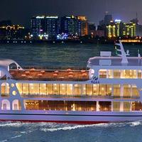 宜宾三江游船