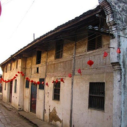 孔城老街景区