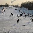 弯道山滑雪场