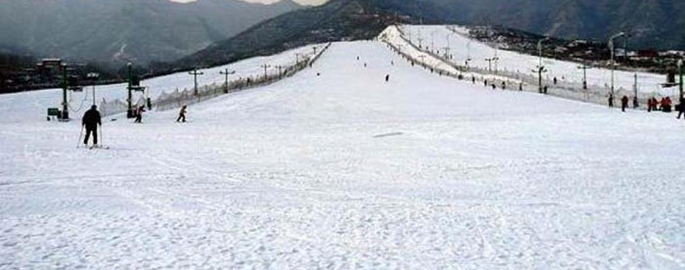 初学者专用雪道