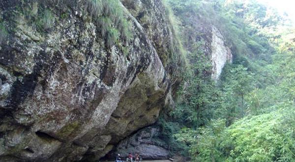 响石山景区