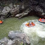 江南大峡谷漂流