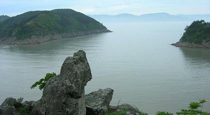 福建大嵛山岛位于霞浦东北海域,距离三沙古镇港5海里,是闽东最大的列