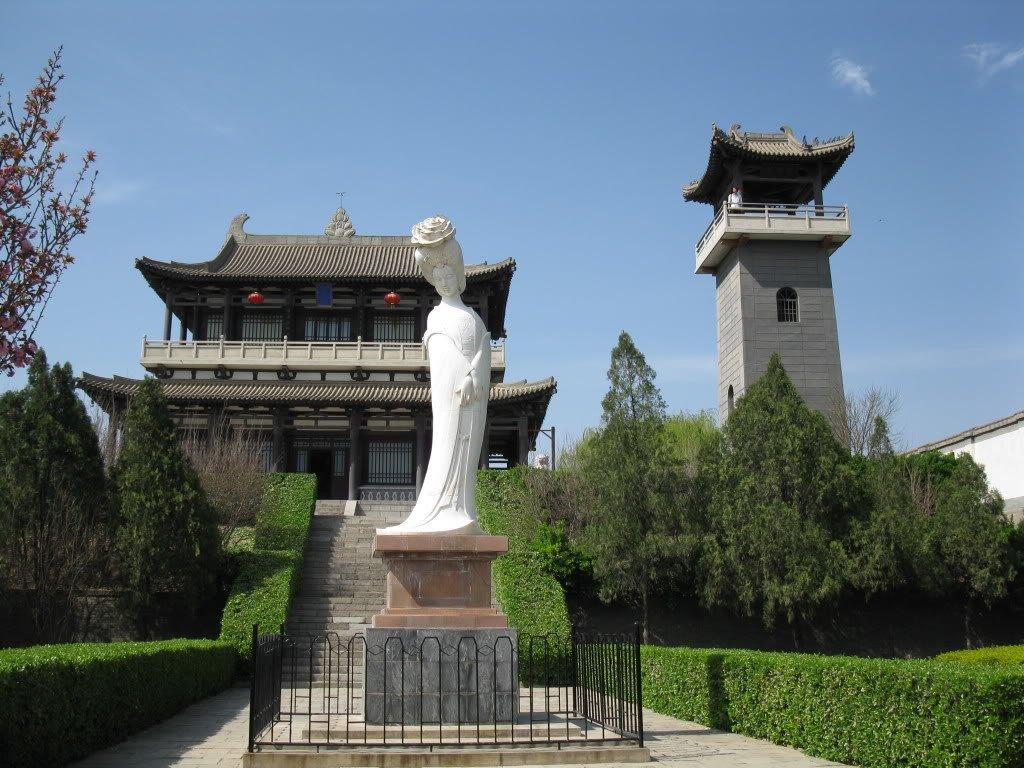 桂林古迹周边攻略推荐_西安旅游遗址_西安周旅游跟团西安地点图片