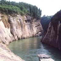 十堰龙潭河