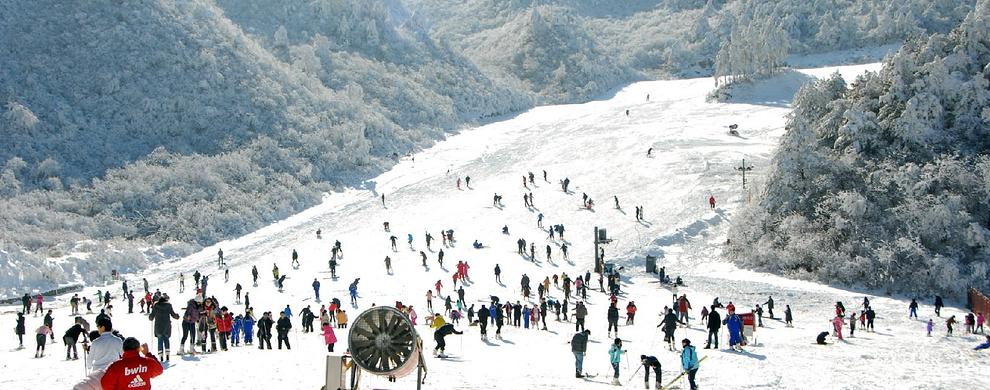趣味滑雪场