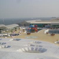 唐山湾月坨岛温泉