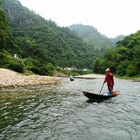 浙南猛洞河漂流