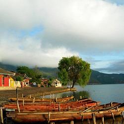 四川泸沽湖