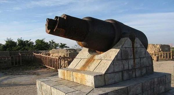 西炮台遗址