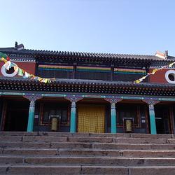 库伦三大寺旅游景区