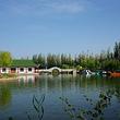 农ᅳ师塔里木祥龙湖风景区