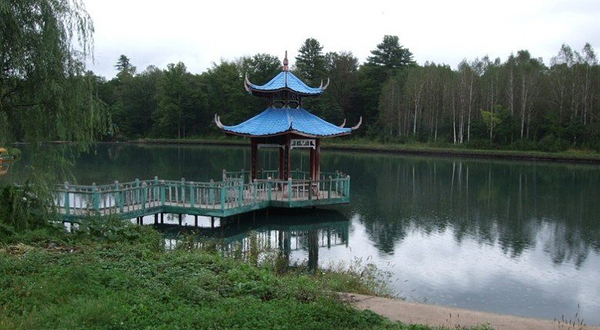 露水河国家森林公园