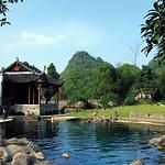 神仙湖生态景区