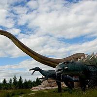 嘉荫神州恐龙博物馆