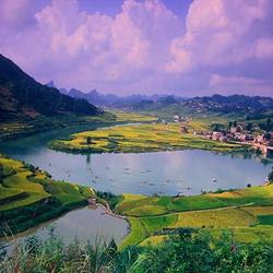 荔波县联山湾水利风景区