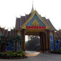 橄榄坝傣寨