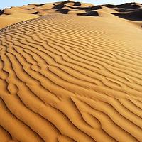 乌兰布和沙漠