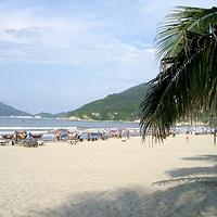 下川岛王府洲沙滩