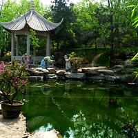 山海关孟姜女庙景区