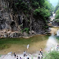 云台山青龙峡