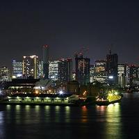 香港海龙明珠游船