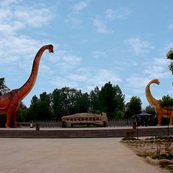 西峡恐龙遗迹园