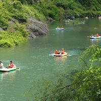 龙游峡谷漂流