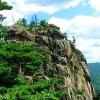 悬羊峰国家地质公园