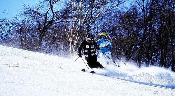 帽儿山滑雪场