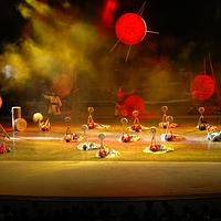 大型民俗舞蹈诗画《香格里拉》
