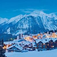 万达长白山滑雪场