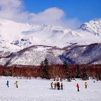 长白山西坡滑雪场