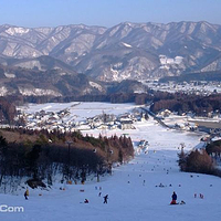 五龙滑雪场