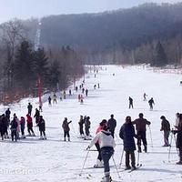 林海雪原风景区威虎山滑雪场