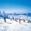 元宝山滑雪场