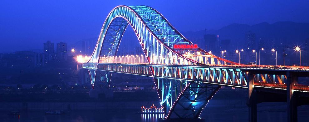 朝天门大桥