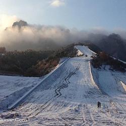 梓橦山滑雪场