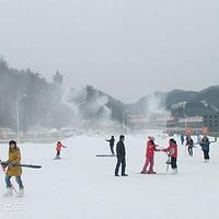 康乐山庄滑雪场