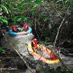桂山大峡谷漂流