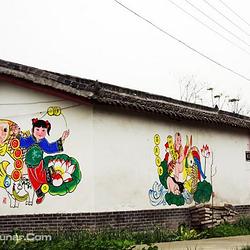 中国绵竹年画村