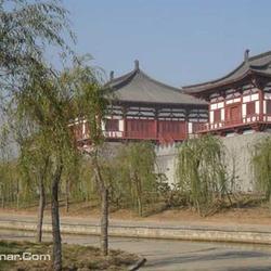定鼎门遗址博物馆
