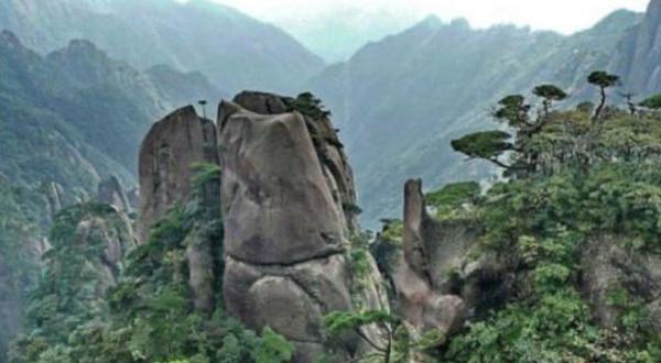 铁峰山森林公园