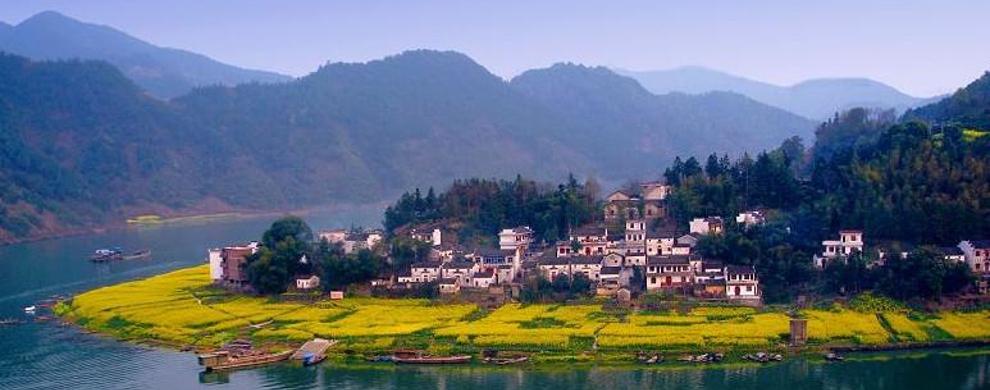 千岛湖黄山旅游线上的一颗璀璨明珠