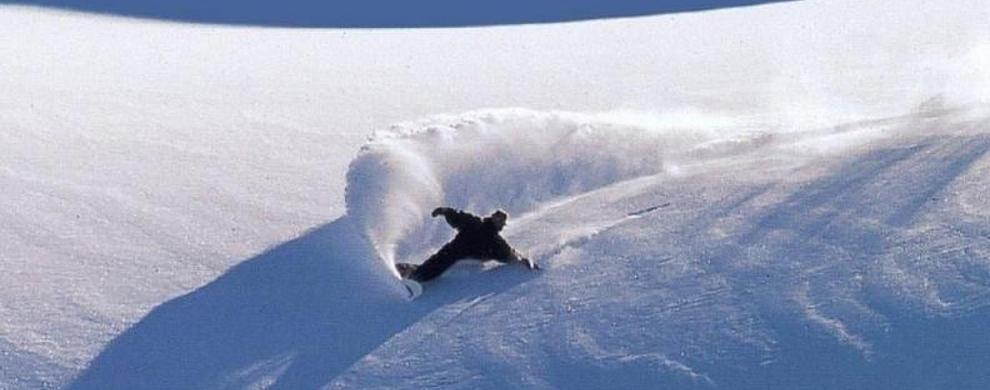 高手滑雪秀