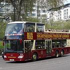香港大巴士观光游