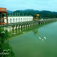 横县西津湖