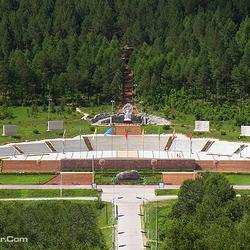 栖霞山植物园